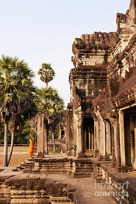 Photograph - Angkor Wat 01 by Rick Piper Photography