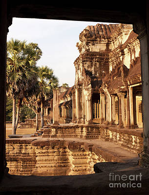 Photograph - Angkor Wat 02 by Rick Piper Photography