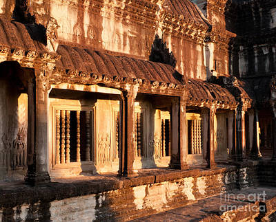 Photograph - Angkor Wat 05 by Rick Piper Photography