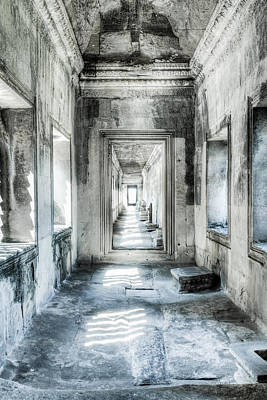 Asia Photograph - Angkor Wat Gallery by Alexey Stiop