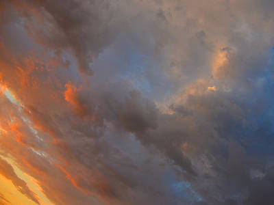 Angle Color Print by Dennis James