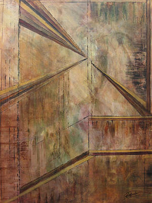 Painting - Angles Of Enlightenment by Roberta Rotunda