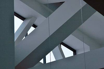 Photograph - Angles  Shades And Light by John Glass