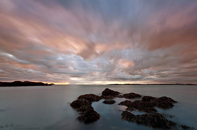 Photograph - Anglesey Sunset by Beverly Cash