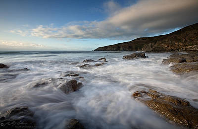 Photograph - Anglesey Tides by Beverly Cash