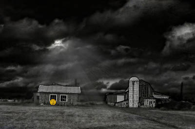 Photograph - Angry Skies With A Smile by Emily Stauring