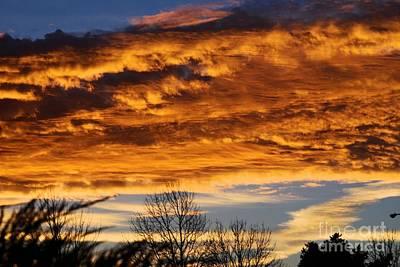 Photograph - Angry Sky by Mark McReynolds