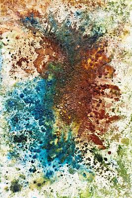 Emergence Painting - Anima Mates Animus by Sora Neva