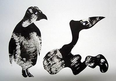 Animal Design 121027-2 Original by Aquira Kusume