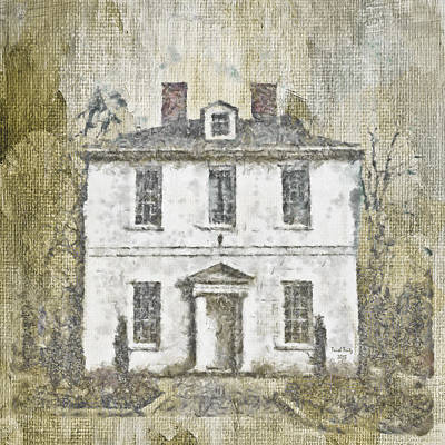 Animal House Art Print by Trish Tritz