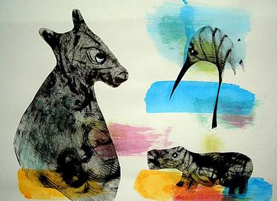 Animal World 130218-5 Original