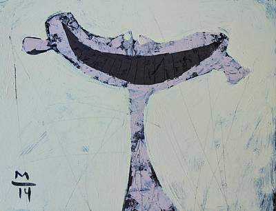 Modern Acrylic Painting - Animus No. 50 by Mark M  Mellon