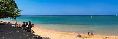 Photograph - Anini Beach 2 by Gordon Engebretson