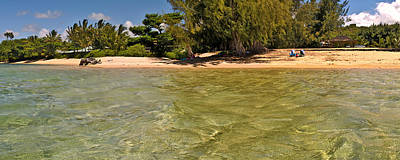 Photograph - Anini Beach 3 by Gordon Engebretson
