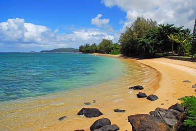 Photograph - Anini Beach by Lynn Bauer