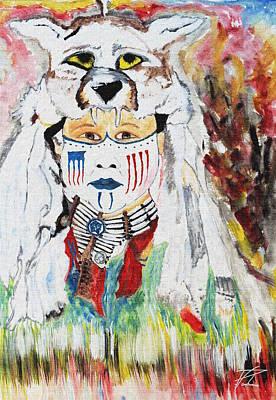 Warrior Original by Ayasha Loya