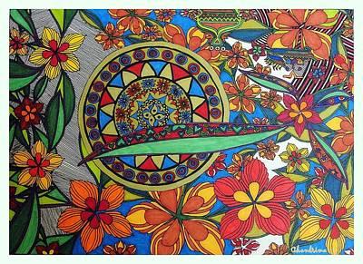 Anityanirvana I Art Print