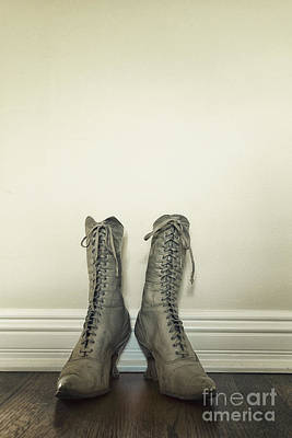 Ankle Boots Original by Margie Hurwich