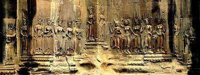 Photograph - Ankor Wat by Lynn Hughes