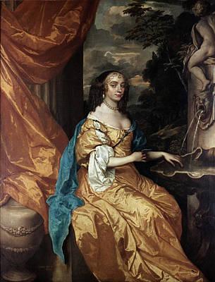 Duchess Painting - Ann Hyde, Duchess Of York (1637-1671) by Granger
