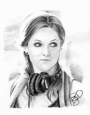 Anna Kendrick Original by Rosalinda Markle