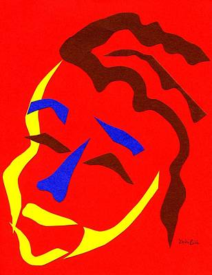 Annalyn Art Print by Delin Colon
