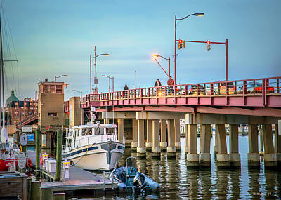 Annapolis 6th St Bridge Art Print