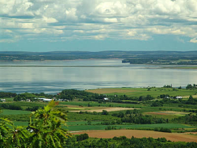 Photograph - Annapolis Valley No.1 by George Cousins