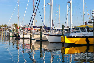 Photograph - Annapolis Yacht Club IIi by Clarence Holmes