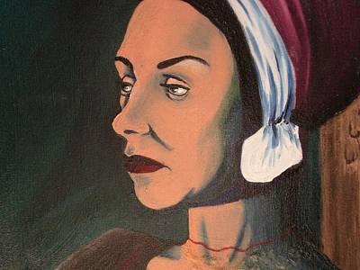 Anne Boleyn  Original by Sara Murphy