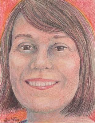 Anne Leigh By Robin Holder Original