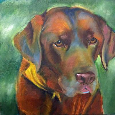 Painting - Annie by Kaytee Esser