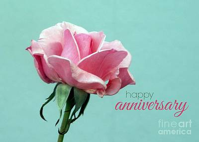 Photograph - Anniversary Rose by Valerie Reeves