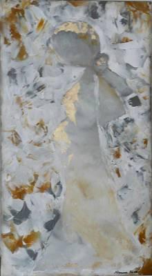 Anniversary - She Art Print by Hanna Fluk