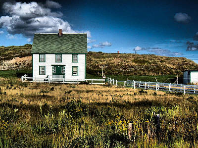 Photograph - Ann's House Renews Nl by Douglas Pike