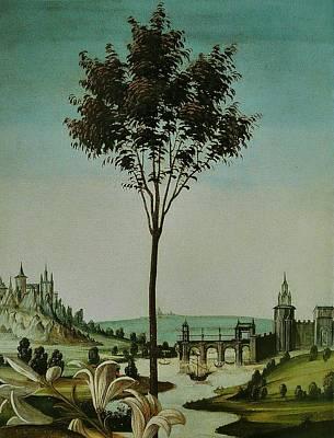 Sandro Botticelli Painting - Annunciazione Di Cestello by Sandro Botticelli