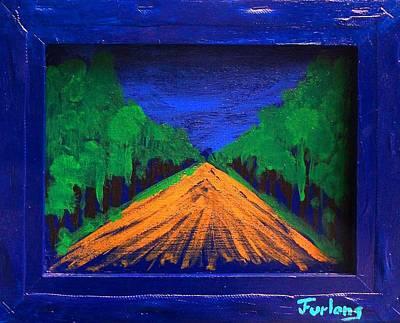 Anoher Yellow Brick Road Art Print by Jim  Furlong