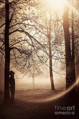 Woodlands Scene Digital Art - Anomaly by Svetlana Sewell