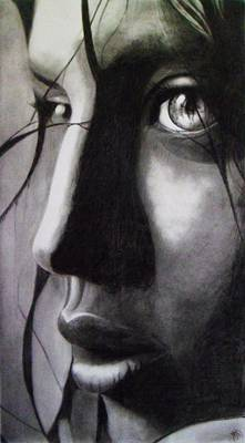Anonima Art Print
