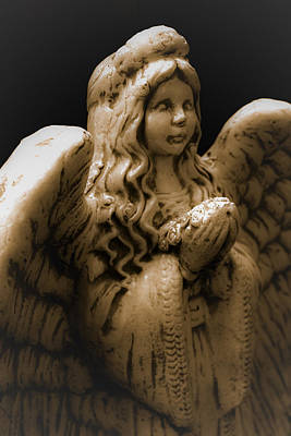 Photograph - Another Angel by Jennifer Burley