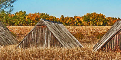 Photograph - Another Autumn Day by Bill Kesler