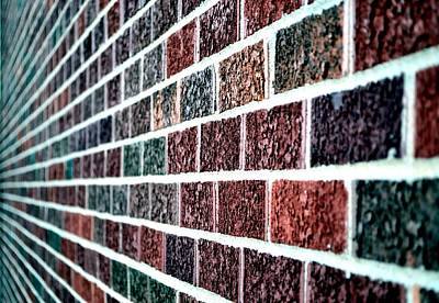 Photograph - Another Brick In The Wall by Deena Stoddard