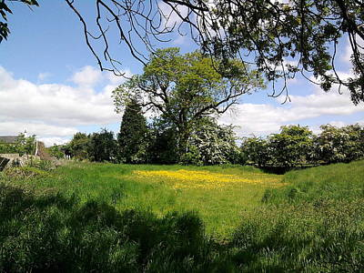Photograph - Another English Countryside View Two by Geoff Cooper