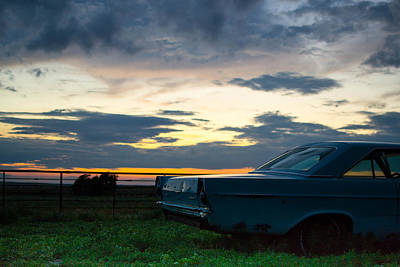 Photograph - Another Ford Sunset by Nathan Hillis