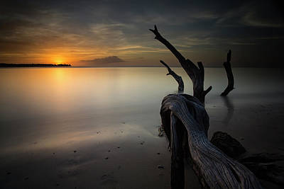 Trinidad And Tobago Wall Art - Photograph - Another One Of Those Sunsets by Timothy Corbin