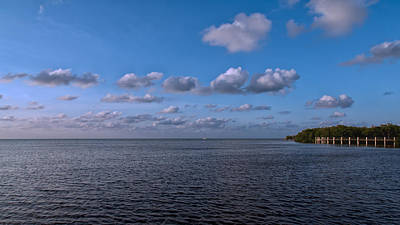 Photograph - Another Peaceful Evening In The Keys by John M Bailey
