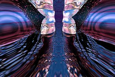 Another Perspective Art Print by Angelica G-N Zizela