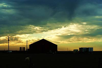 Photograph - Another Texas Sky by Catherine Link