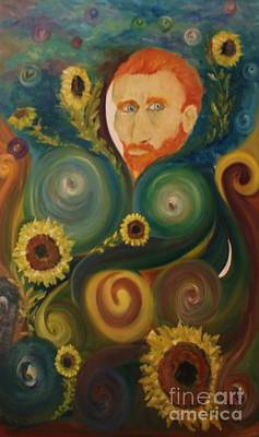Painting - Another Vangogh by Rachel Carmichael