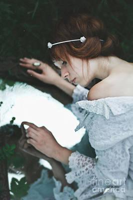 Photograph - Anothr Mirror Story by Natalia Drepina